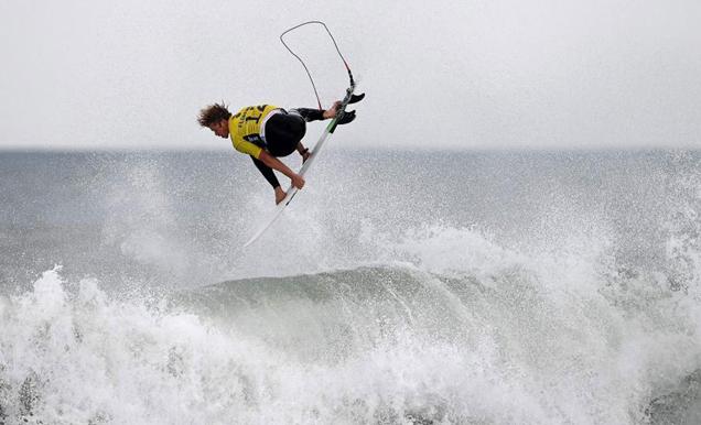 MUNDIAL DE SURF John John Florence, campeón mundial