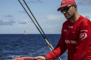 Xabi Fernández será el patrón del  «Mapfre» en la Volvo Ocean Race 2017-18