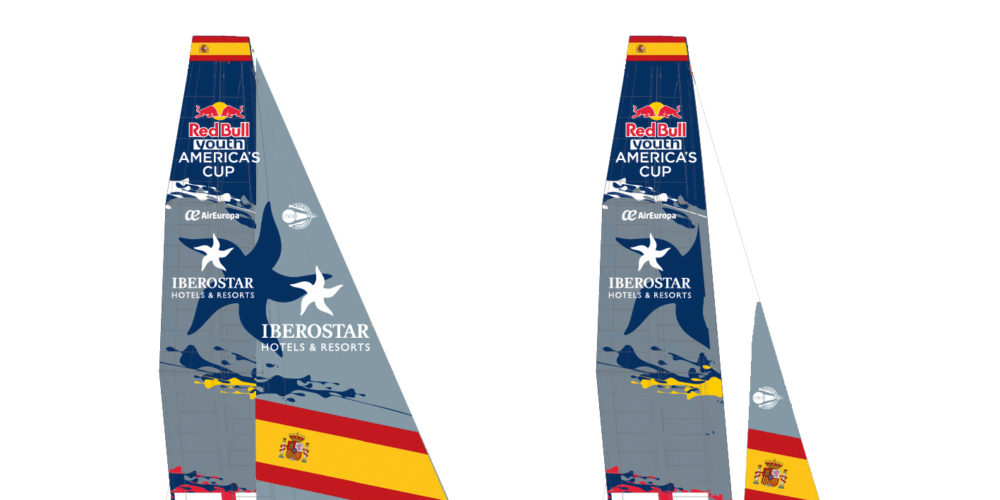 Red Bull Youth America´s Cup. El equipo español Spanish Impulse presenta su imagen.