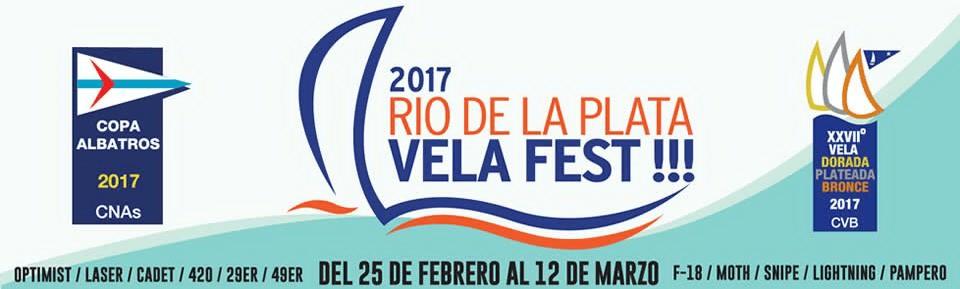 RIO DE LA PLATA VELA FEST 2017