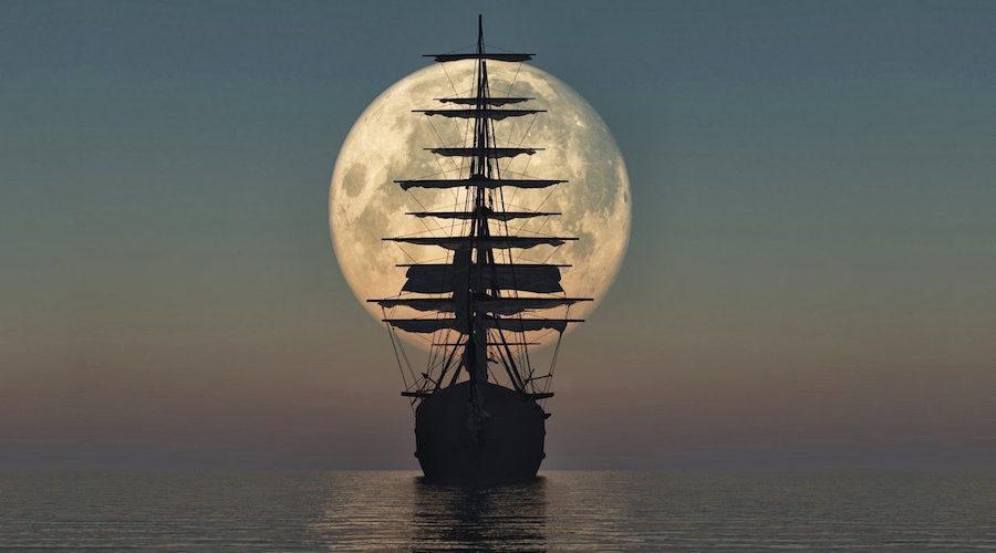 Casarse en un barco.