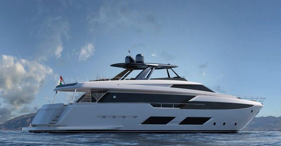 Ferretti Yachts 920: la grandeza y la belleza