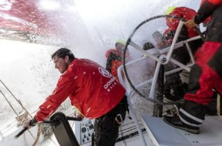 Volvo Ocean Race. El Dongfeng Race Team confirma a tres tripulantes chinos