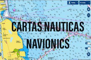Cartas Nauticas Navionics